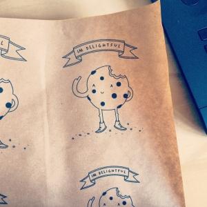 cookie print practise